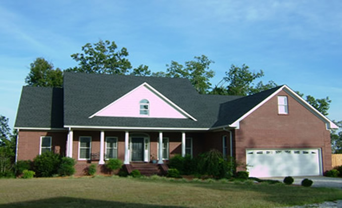 Large Brick Home Bowling Green Kentucky Home 60 Acre Horse Farm For Sale